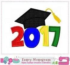 Preschool Graduation Clipart 2017.