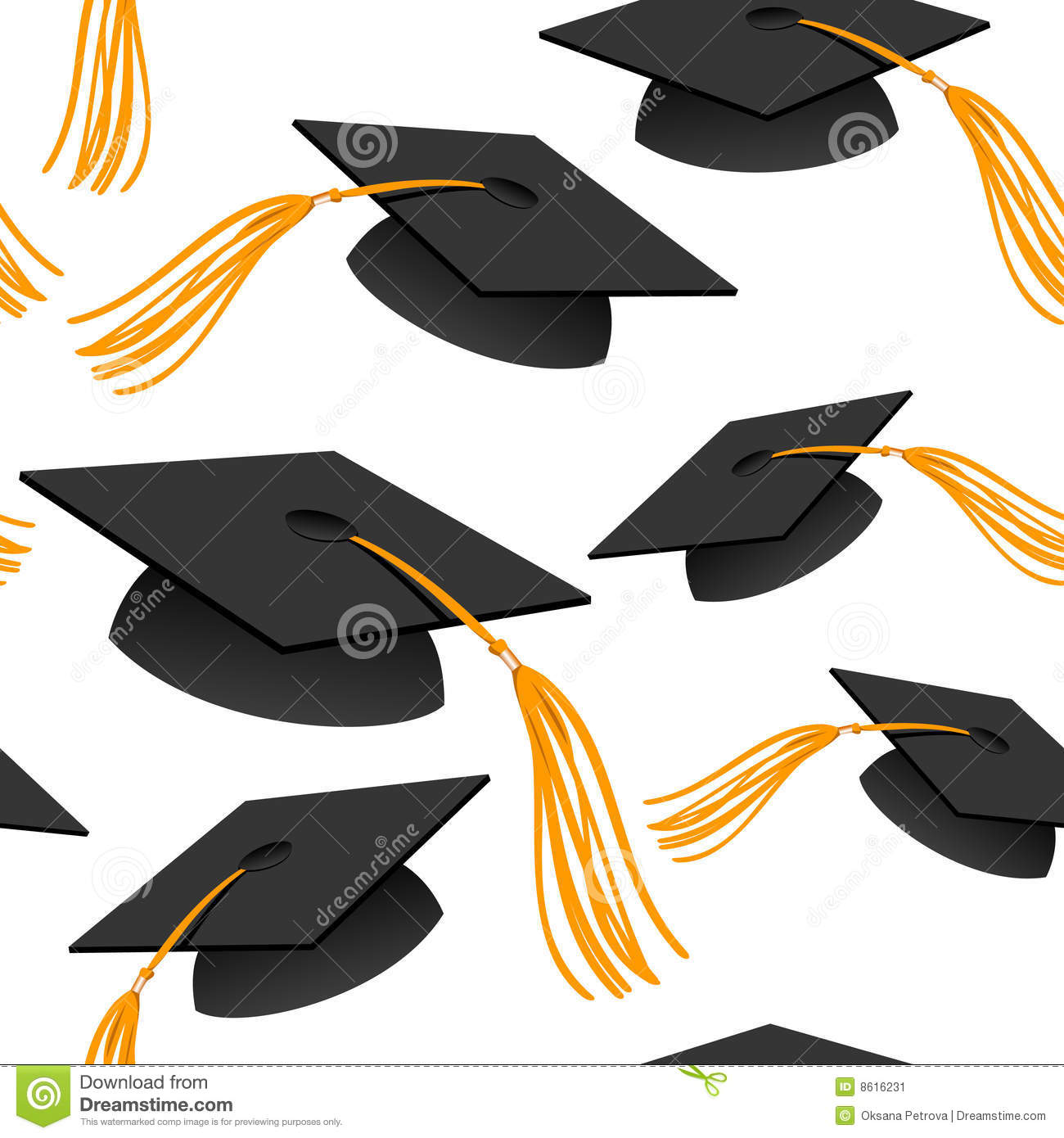 Background graduation clipart 2 » Clipart Station.