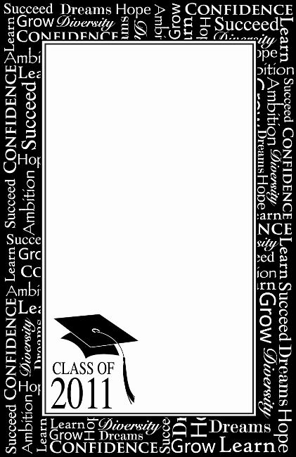 Graduation Border Design Free Cliparts That You Can Download.