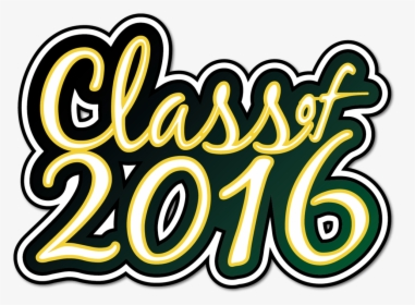 Amazing High School Graduation Clipart 2016 Illustration.