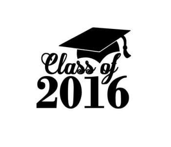 Graduation 2016 clipart 7 » Clipart Station.