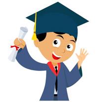 Graduate Clipart Images.