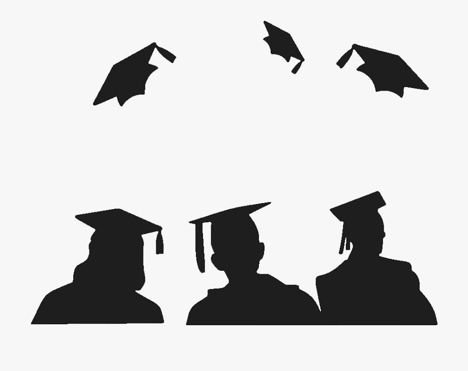 Graduation Clipart Transparent Background , Transparent.