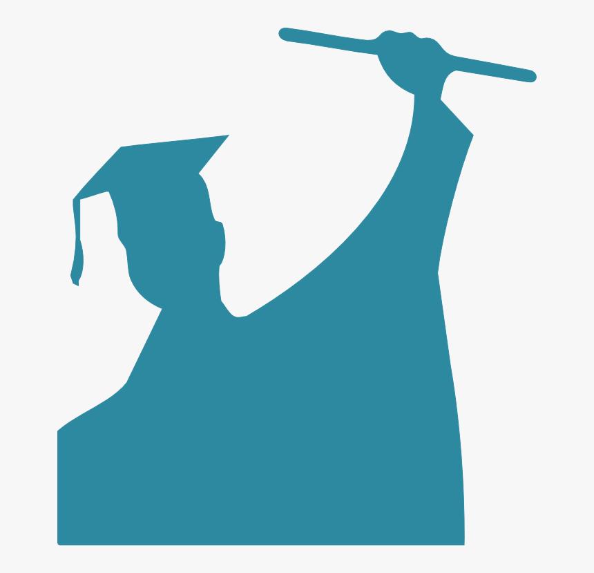Graduation Clipart Transparent Background, HD Png Download.