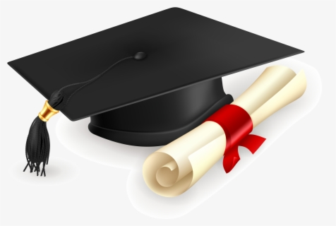 Free Graduation Png Clip Art with No Background.