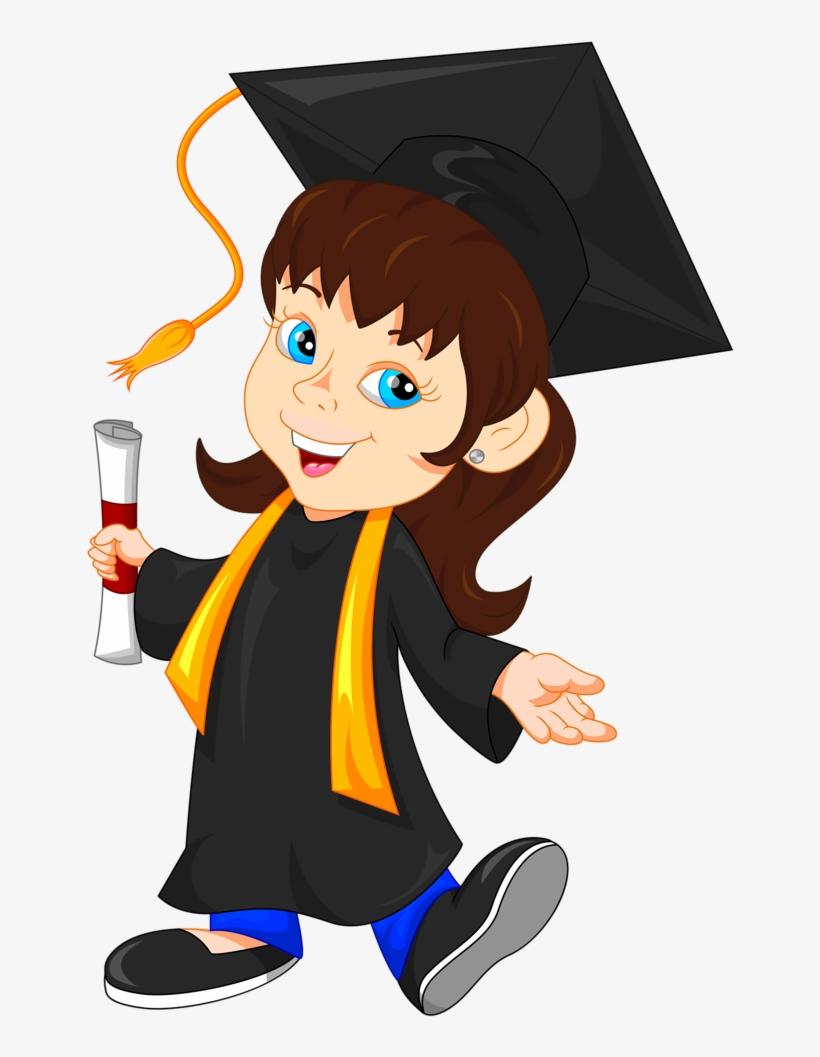 Graduation Clipart Png.