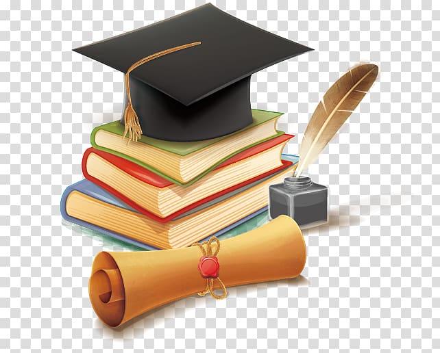 Hat Bachelors degree Doctorate Graduation ceremony Designer.