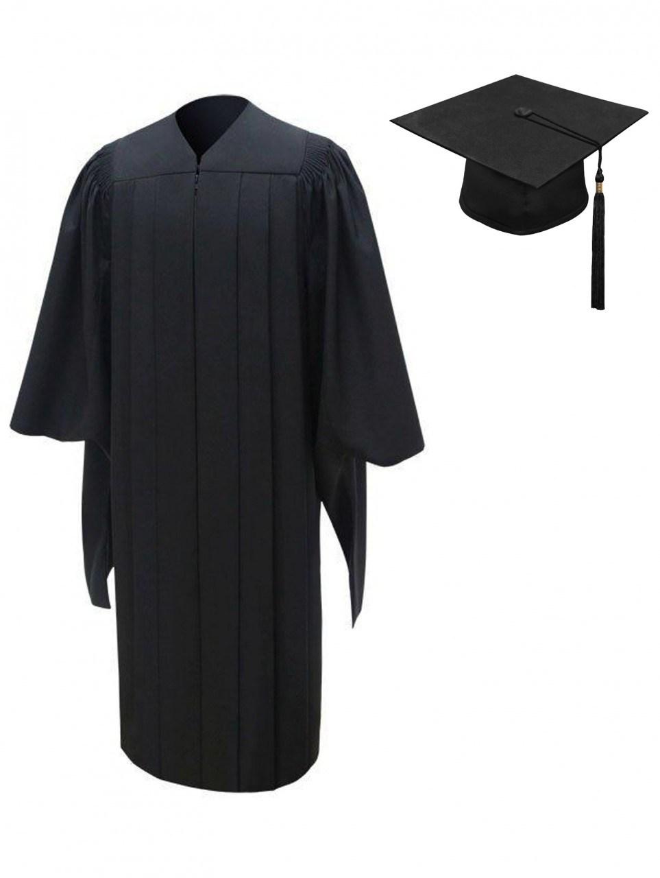Graduation gown clipart 6 » Clipart Portal.