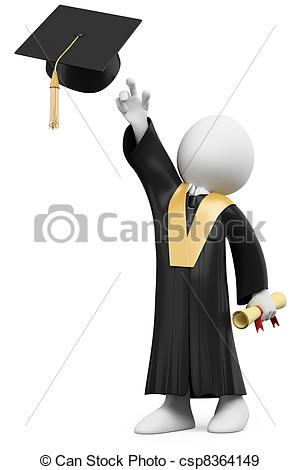Graduation gown Clipart and Stock Illustrations. 1,865 Graduation.