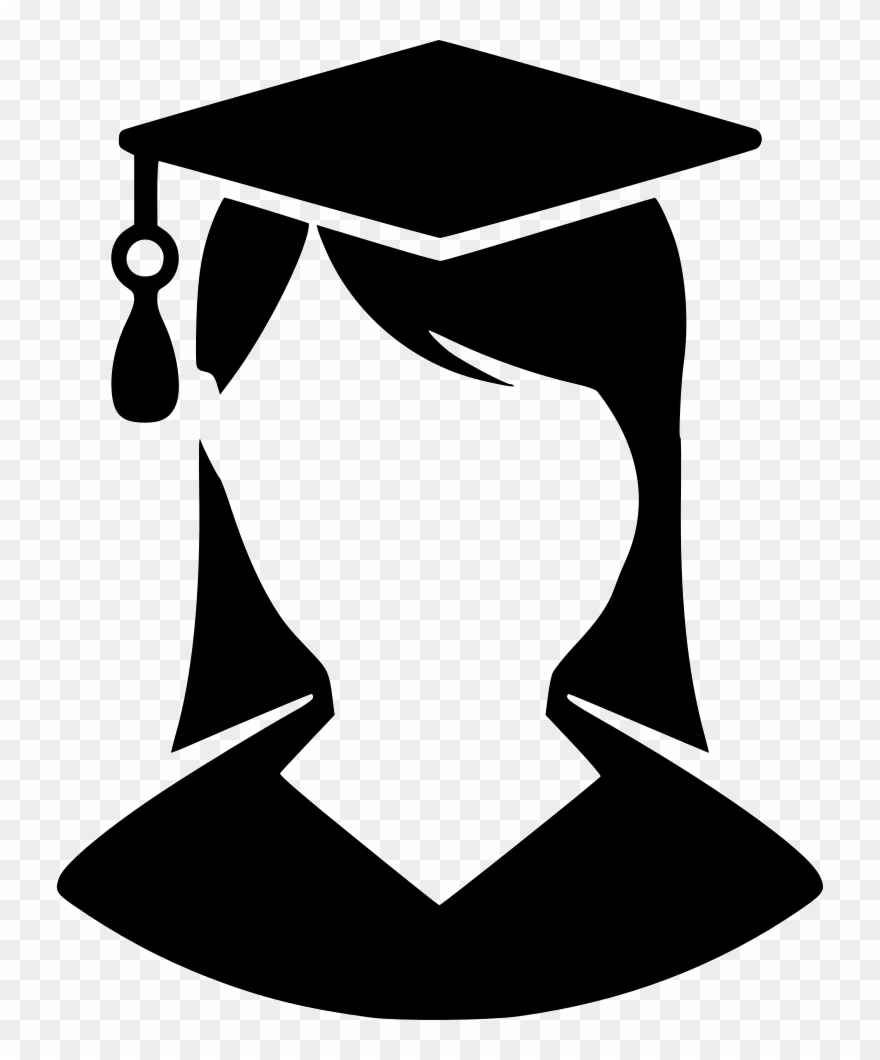 Graduate Png Icon Free Clipart (#2608222).