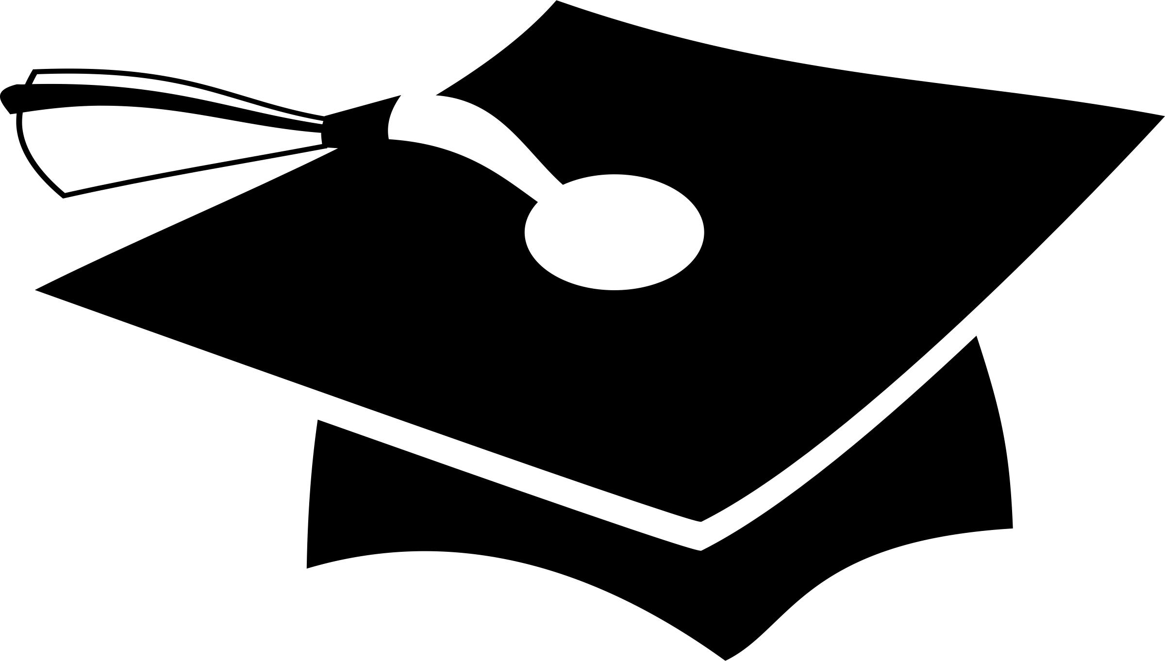 Graduation Hat Image.