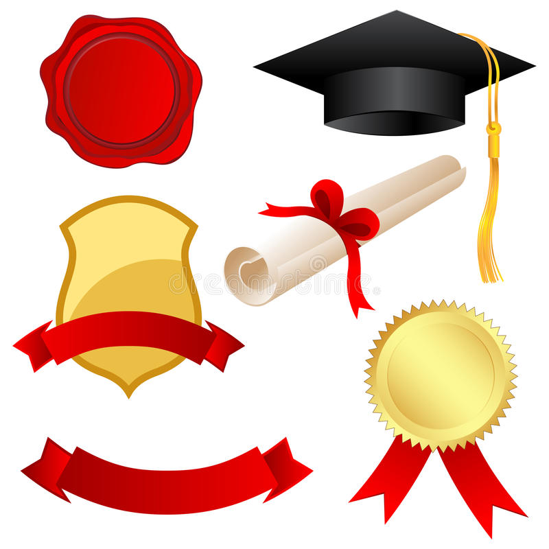 Baccalaureate Stock Illustrations.