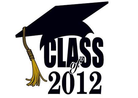 Free graduation clipart class of 2012 4 » Clipart Portal.