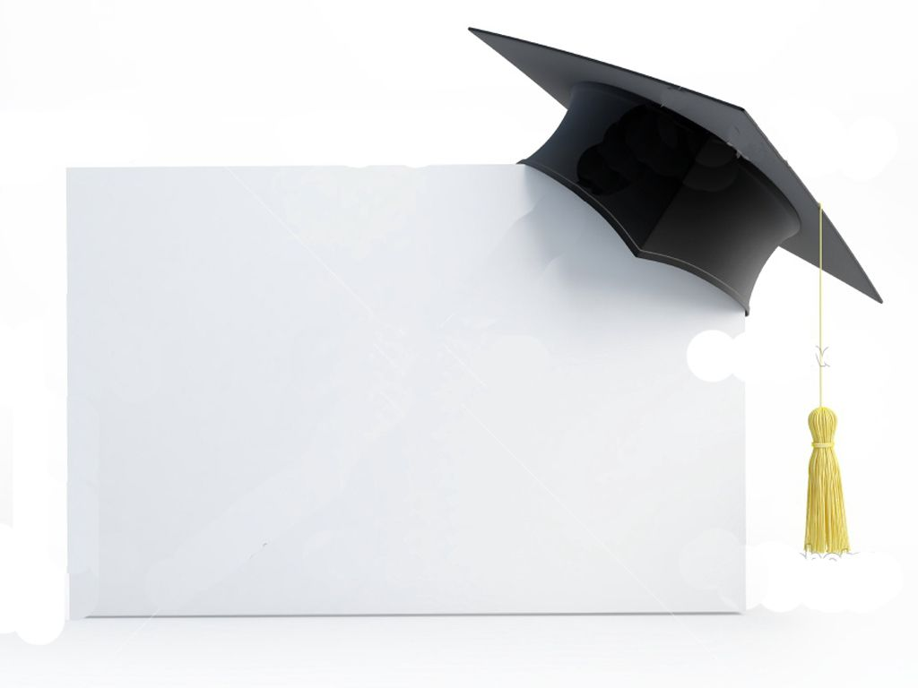 Free Graduation Background Clip Art.