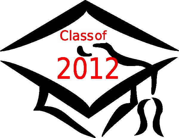 Class Of 2012 Graduation Cap Clip Art at Clker.com.