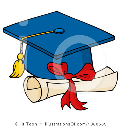 Graduation clipart free » Clipart Station.