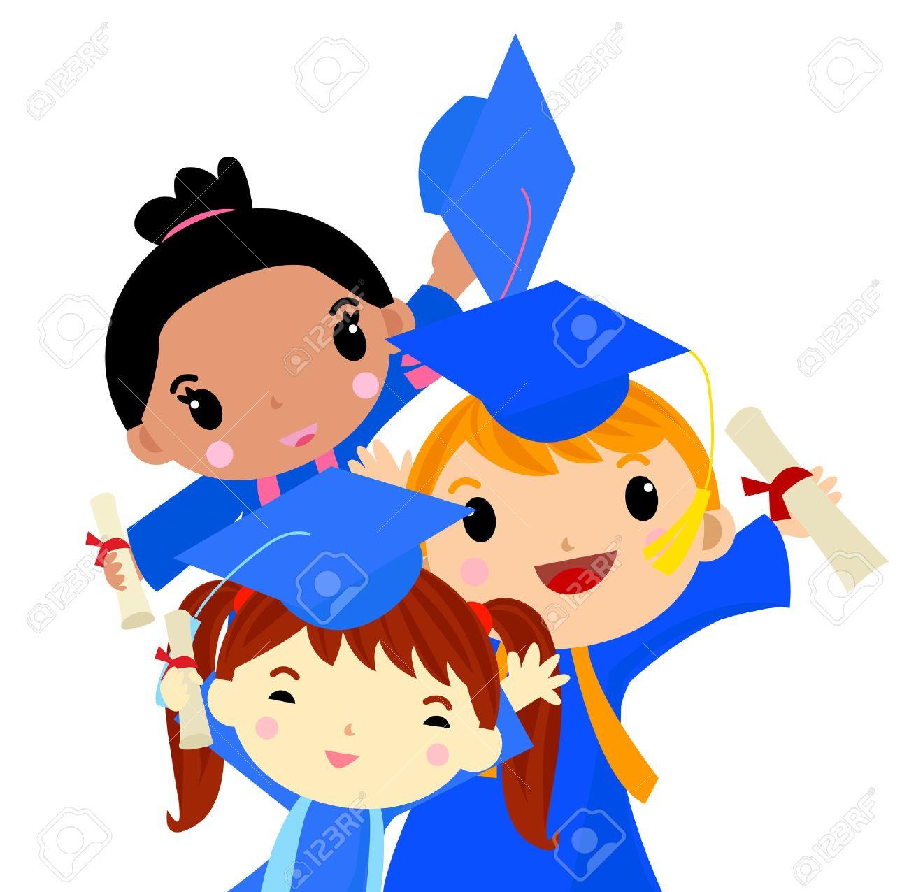 Graduation Kids.