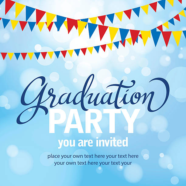 Graduation party clipart 5 » Clipart Station.