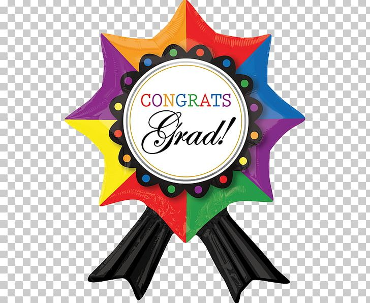 Mylar Balloon Graduation Ceremony Ribbon Gift PNG, Clipart.