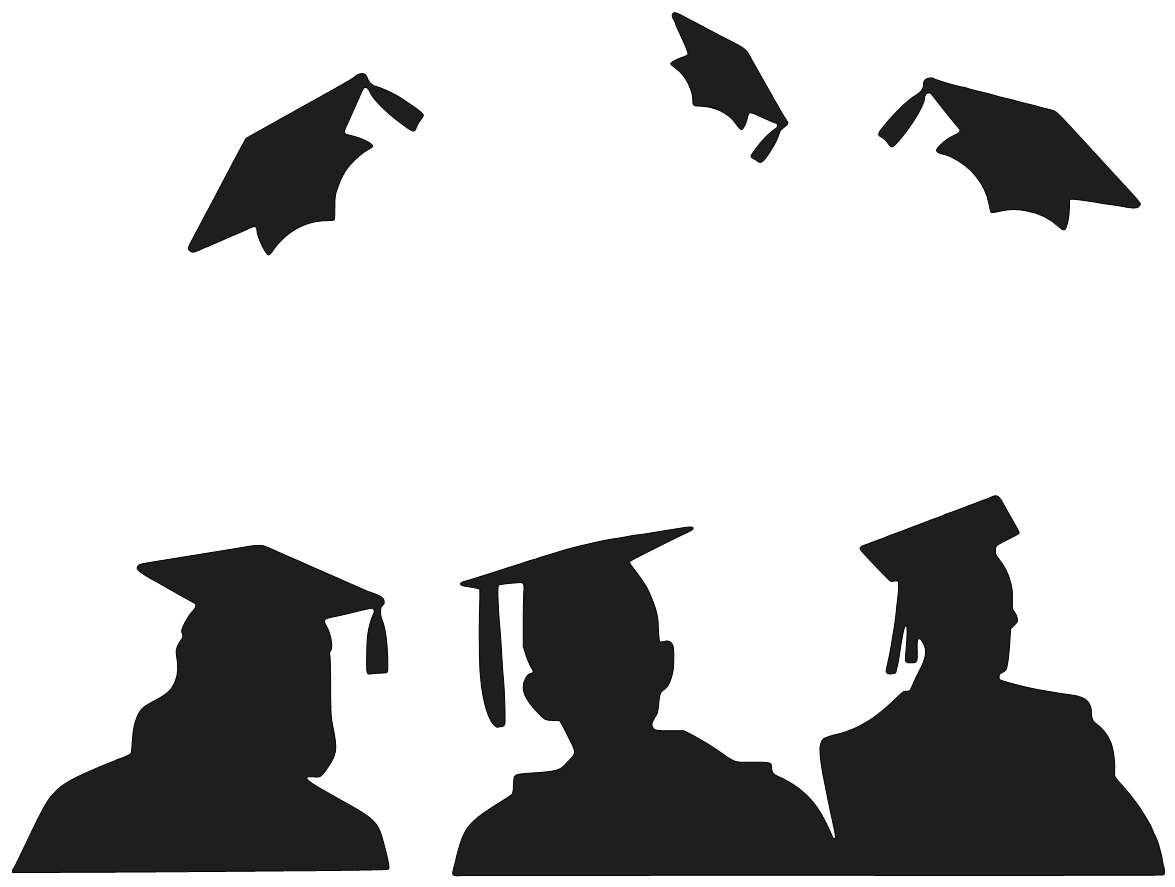 Free Graduate Silhouette Png, Download Free Clip Art, Free.