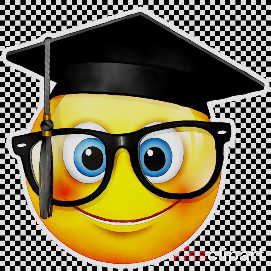 Graduation Icon clipart.