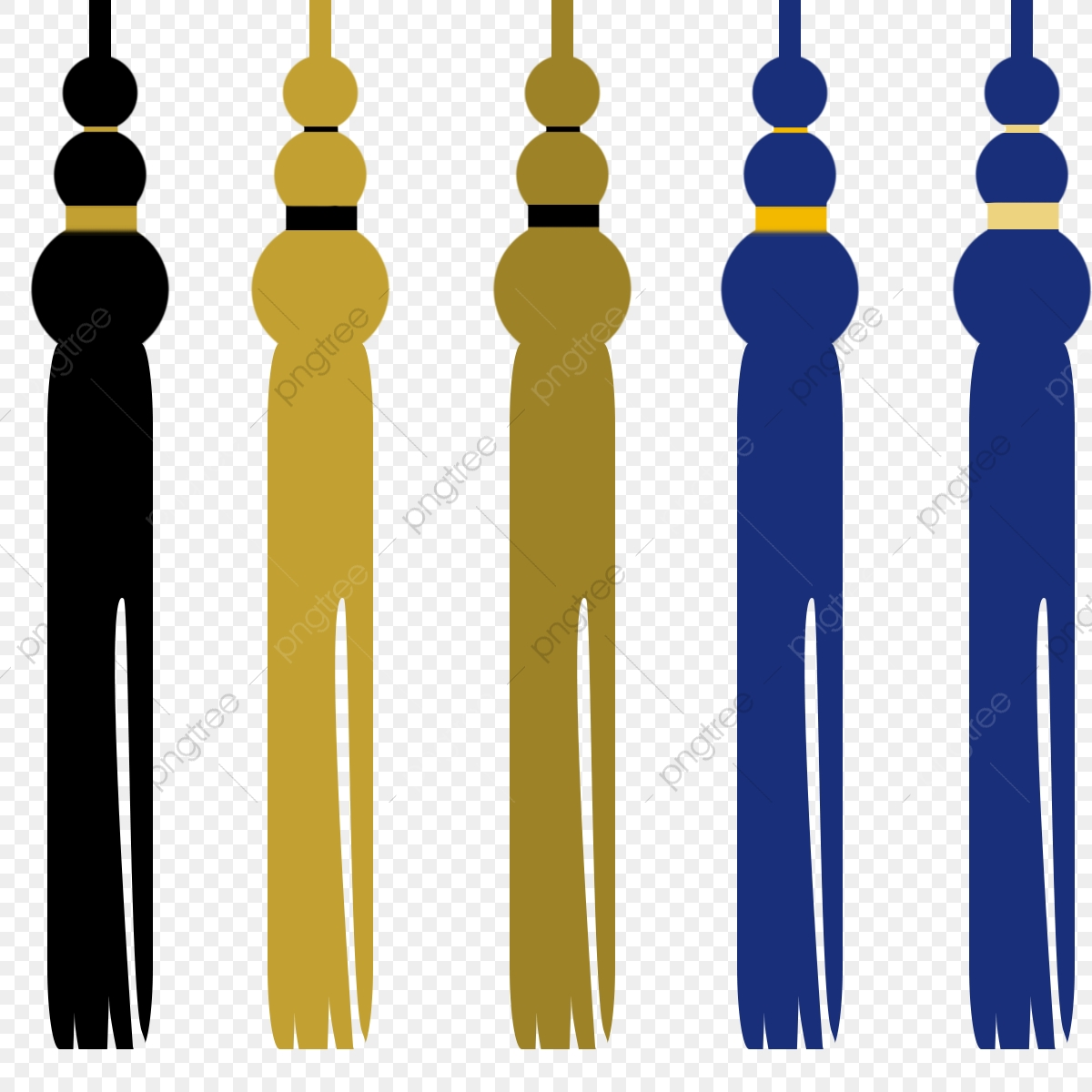 Hat Tassel Vector, Graduation, Tassel PNG and Vector with.