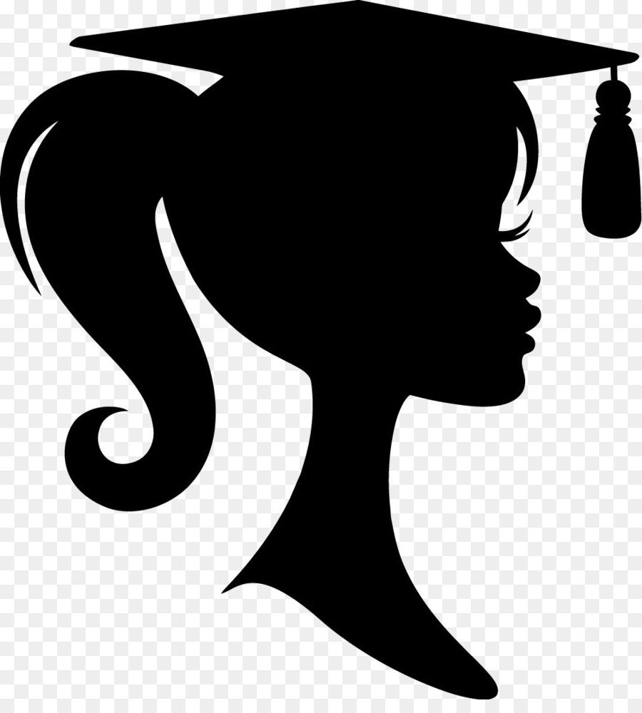 Best Graduation Barbie Silhouette Library » Free Vector Art.