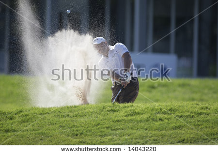 Golf Out Of Bounds Stock Photos, Royalty.