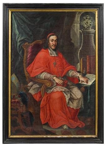 Johann Ernst Graf von Thun und Hohenstein 1643.