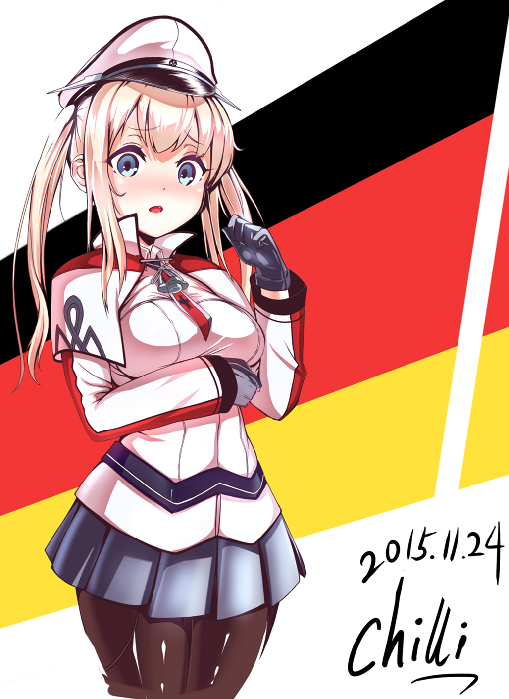 Graf Zeppelin (Kantai Collection)/#1943247.