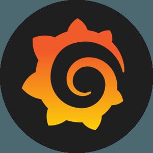 Grafana Logo.