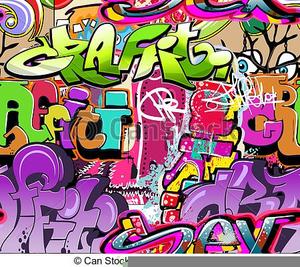 Free Graffiti Clipart.