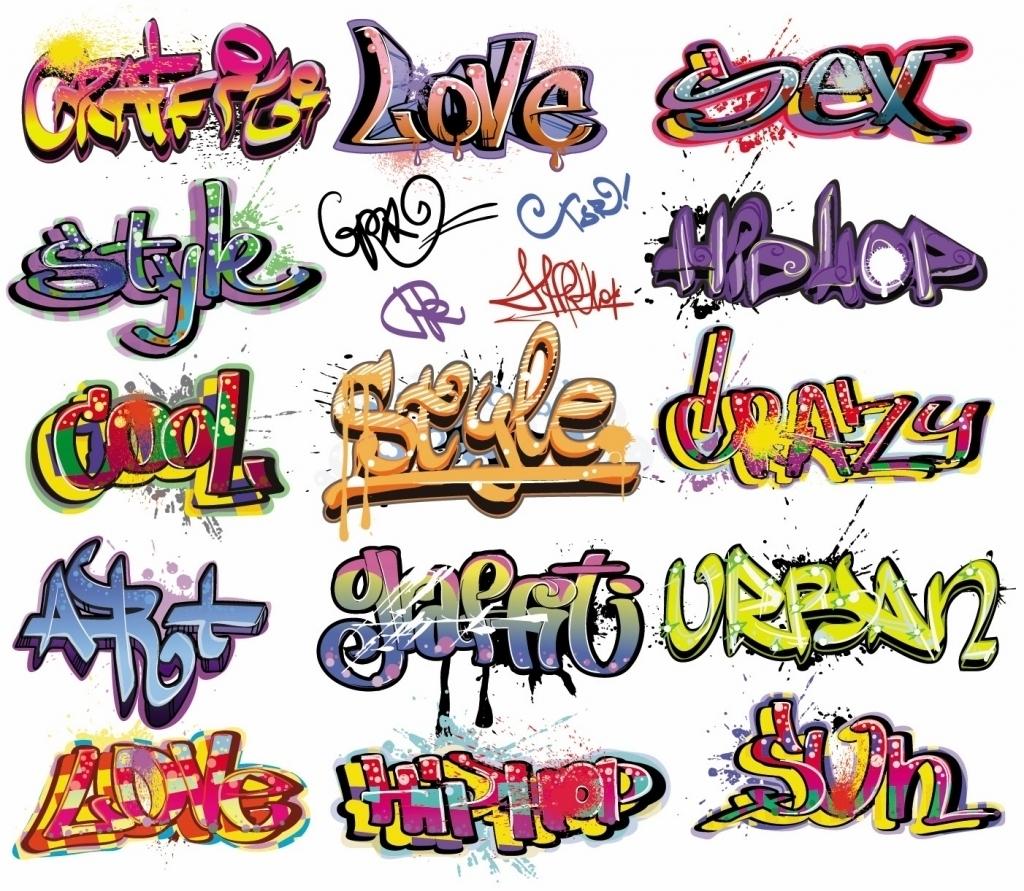 Graffiti clipart letter, Graffiti letter Transparent FREE.