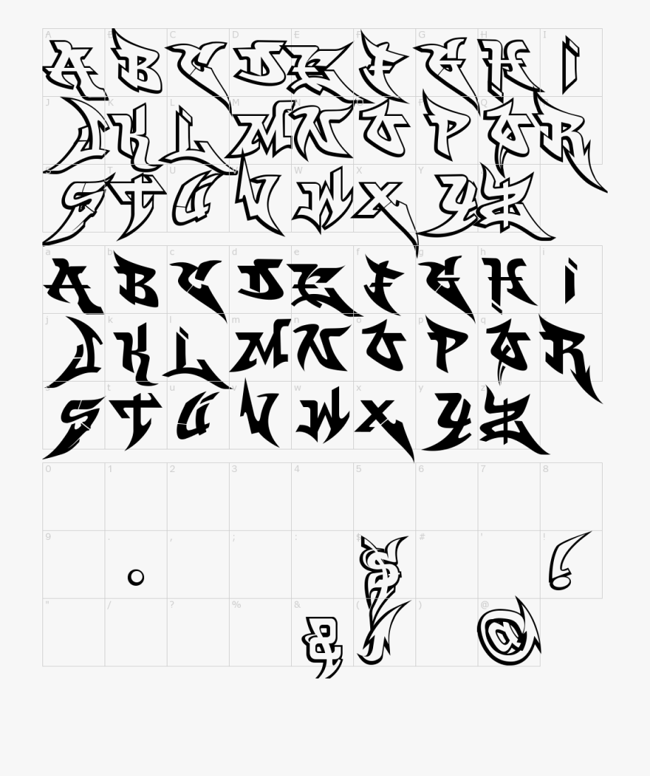 Wildstyle Graffiti Font , Transparent Cartoon, Free Cliparts.