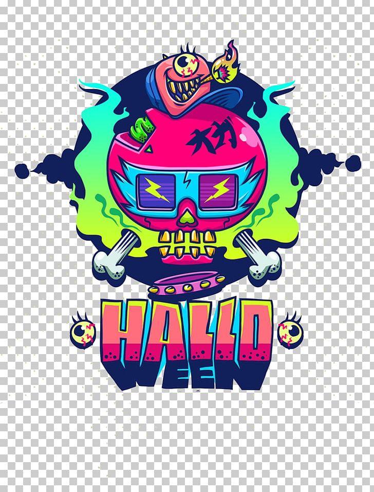 Graffiti Skull Logo PNG, Clipart, Adobe Illustrator.