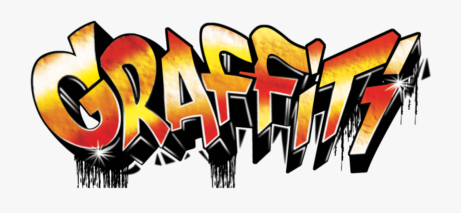 Graffiti In Graffiti , Transparent Cartoon, Free Cliparts.