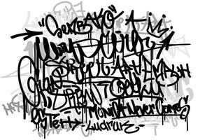 Graffiti Free Vector Art.