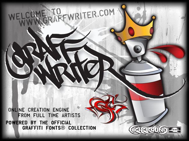 Graffwriter.