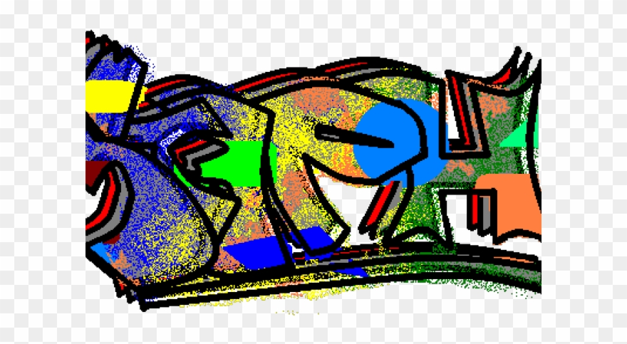 Graffiti Clipart Clear Background.