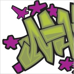 Graffiti Clipart.