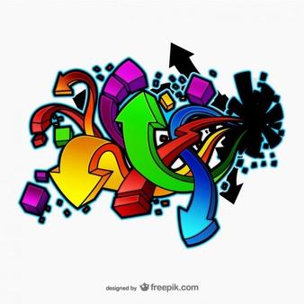Graffiti Vectors, Photos and PSD files.
