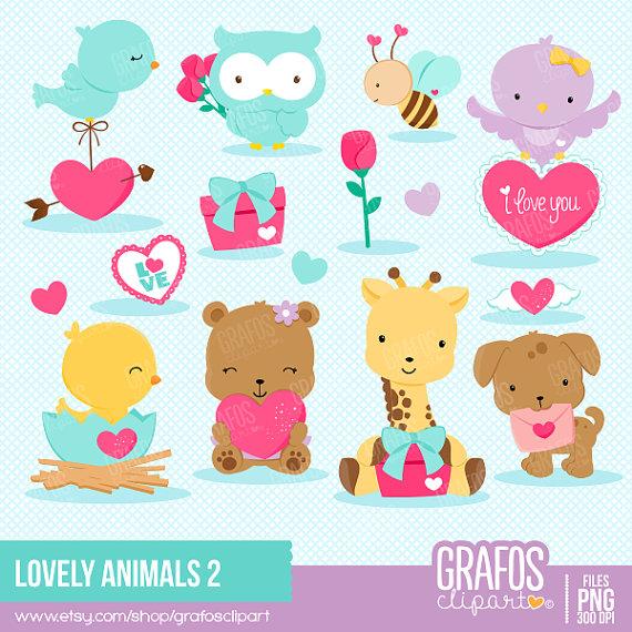 LOVELY ANIMALS 2.