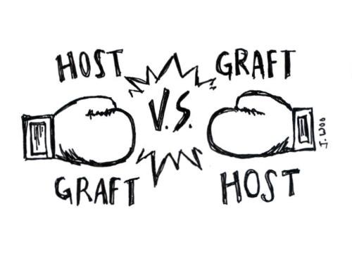 A Marrow Chronicle: Graft Versus Host Disease (GVHD).