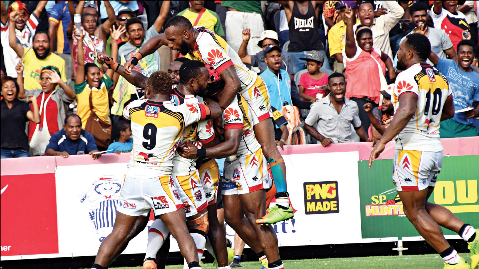 Rugby league a K15m business.