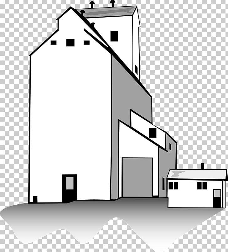 Silo Grain Elevator PNG, Clipart, Angle, Architecture, Area.