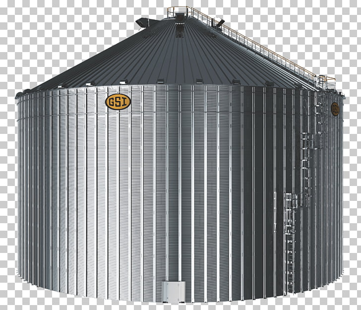 Silo Grain drying Grain elevator Cereal, others PNG clipart.