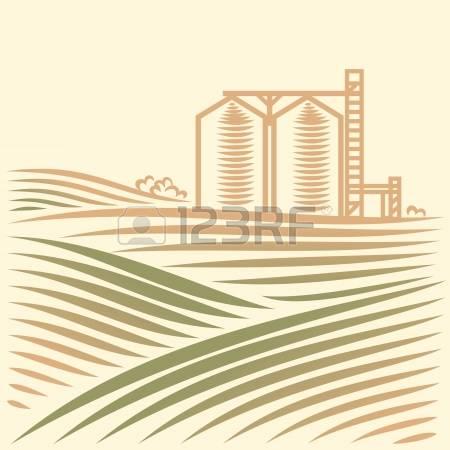 67 Grain Elevator Cliparts, Stock Vector And Royalty Free Grain.