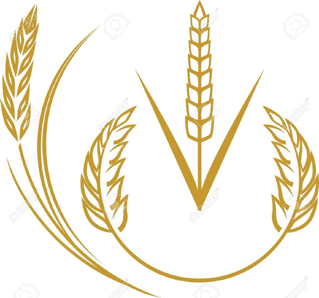 Grain harvest clipart - Clipground