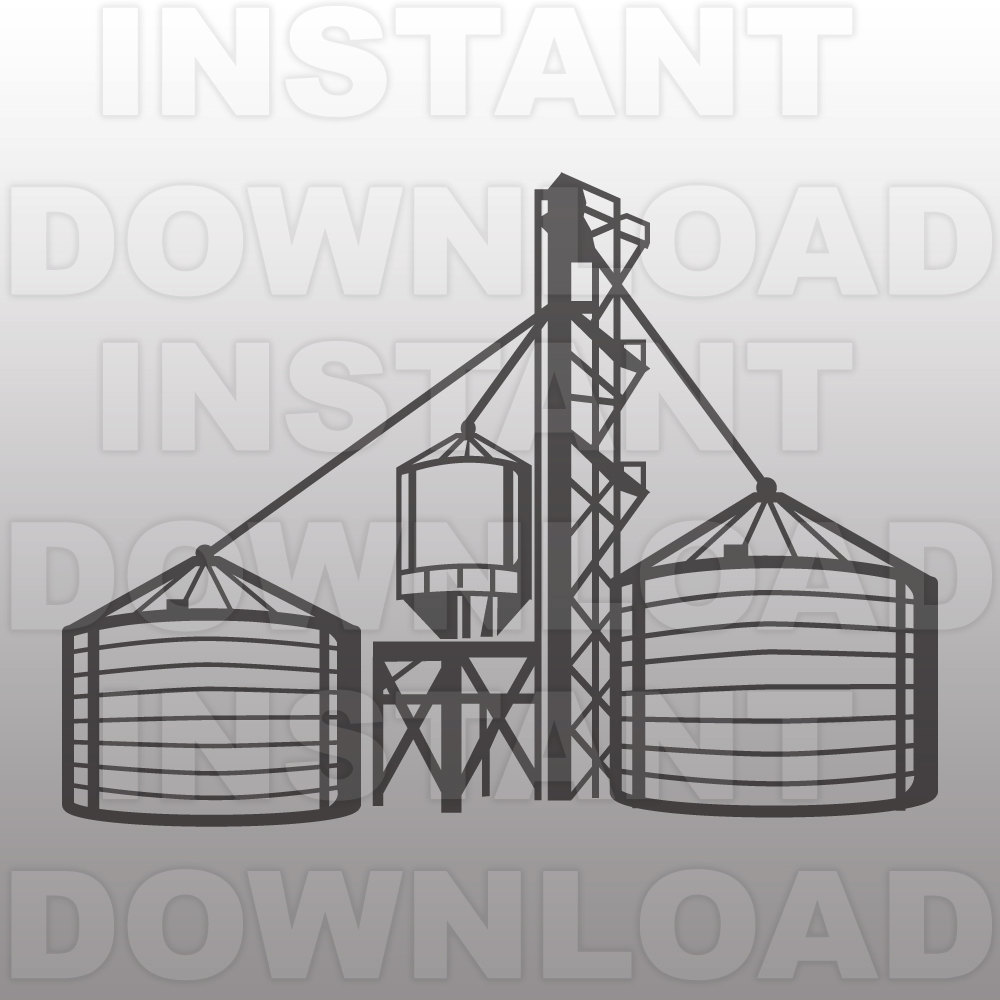 Similiar Grain Elevator Clip Art Keywords.