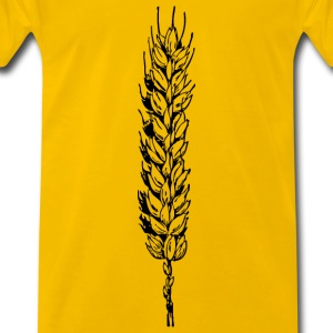Wheat Grain T.
